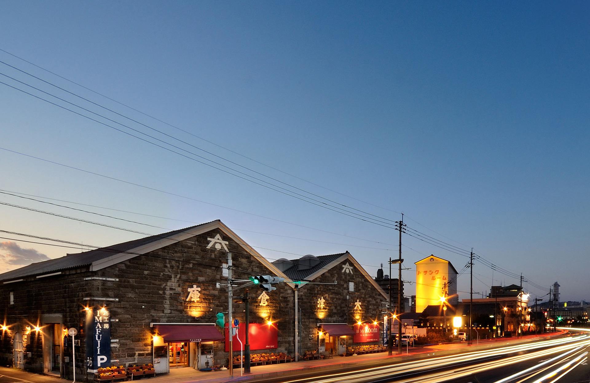 鹿児島店は石倉の素敵なお店ですよね