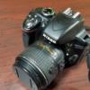 一眼レフカメラを事務所で借りてきました。