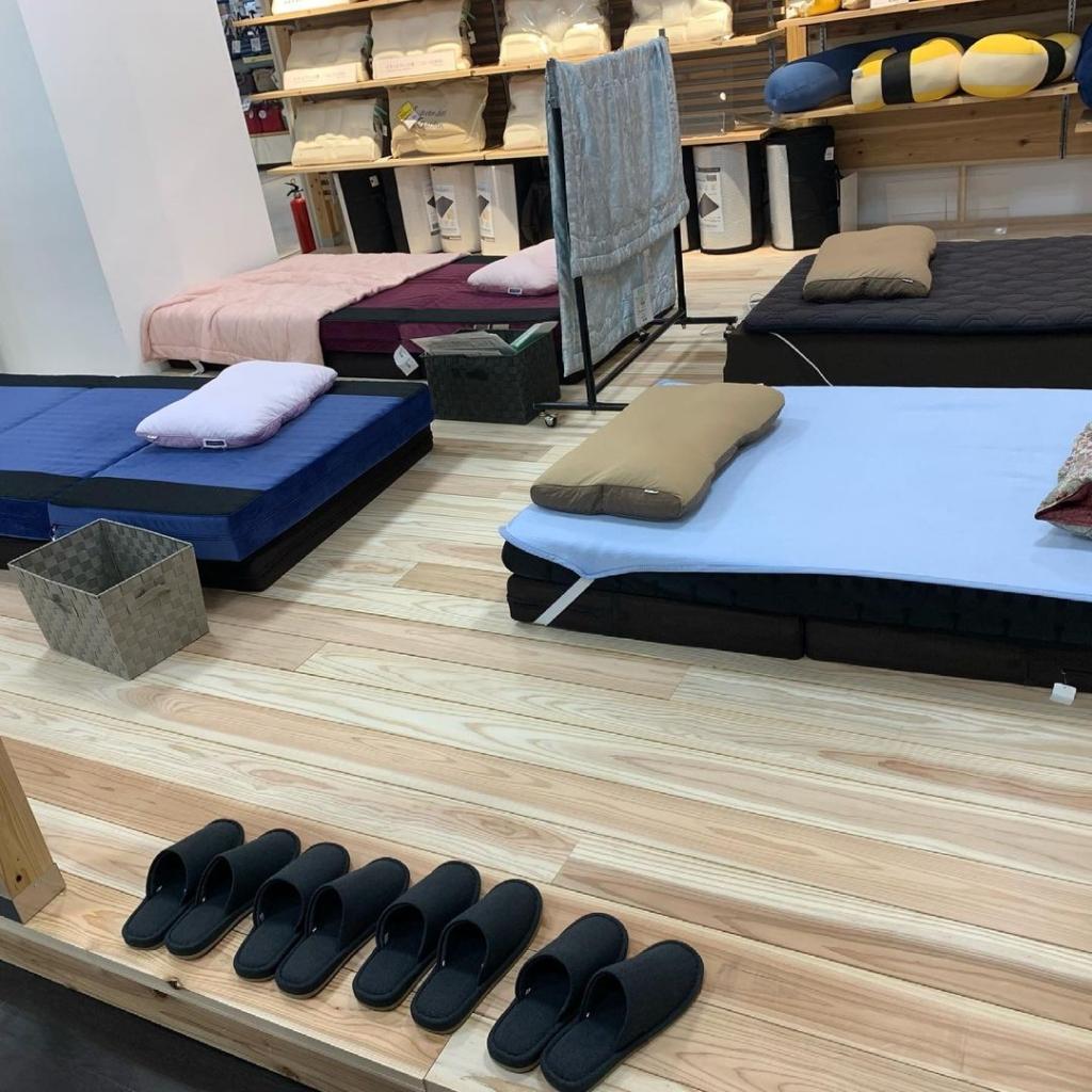 【 ゆめタウン東広島店】マイまくらベッド東広島店が 2021年5月31日にゆめタウン東広島本館3Fから2Fへ リニューアル移転オープンしました。